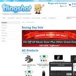 $9 16GB USB 3 Verbatim Drive Shipped. Plus More - Flingshot.com.au Boxing Day Sale