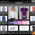 50% off All Nina Kay Women Office Wear