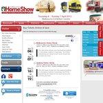 HIA Melbourne Home Show 2013 Half Price Tickets