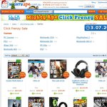 MightyApe - Last of Us $45, GTAV $65, Max Payne 3 $9, BS: Infinite $33, FIFA14 $50 + $8 Ship
