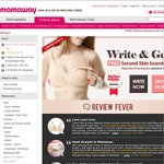 Mamaway - Share Product Review with Photos and Get a FREE Nursing Bra, Valued at $69.95