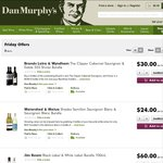 Dan Murphys - Bundle on Sale (Sold Out) with Free Metro Delivery Code (Available)