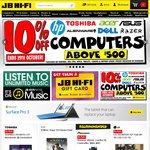 Car Sound Clear out up to 70% off, 15% off Pioneer Dj Decks, 2x TV on DVD/Blu-Ray $30 @JB Hi-Fi