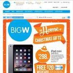 "Nokia Lumia 625 4G Unlocked $148, XB1 Kinect + 5 Games $568, 8X10"" Digital Print $1 @ BigW. Thur"