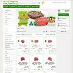 Australian Beef Porterhouse Steaks $14.39 / Kg & Lamb Cutlets $18.39 /Kg @ Woolworths (NSW only)