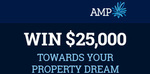 Win $25,000 from AMP & The Block & 9 Jump In - Enter Weekly