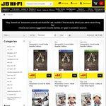 Assassin's Creed Unity Bastille Edition XB1/PS4 $49 @ JB Hi-Fi