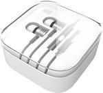 Original Xiaomi New Piston 2.1 Silver Earphones Nextbuying.com US$19.89 + FREE SHIPPING
