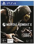 Mortal Kombat X $58.65 Click and Collect - PS4 & Xbox One at Target