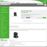 MS VX2000 Webcam - $1 - Pick up Only @ NetPlus Osborne Park WA - 1 Hour Only (Ends 5:30pm)