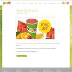 $5 Original Immunity Juice - Boost Juice [ACT]