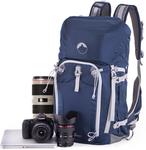 $99.99 (+ $20 Voucher) Lowepro Rover Pro 45L AW Backpack - Galaxy Blue/Light Grey @ COTD (Club Catch Membership Req'd)