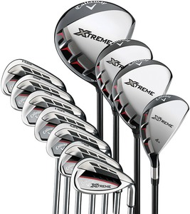 Callaway Xtreme 11 Piece Golf Set 499 200 Off At Costco Harbour