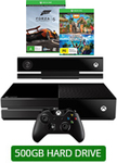 Xbox One 500GB with Kinect, Forza 5, Kinect Sports Rivals, Zoo Tycoon $398 @ EB Games