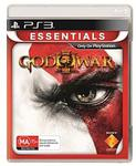 God of War 3 PS3 for $1 + Other PS3/Xbox 360 Games for $1 at JB Hi-Fi (Online Only)