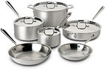 All-Clad MC2 10-Piece Cookware Set - $729 Delivered @ Bloomingdale's