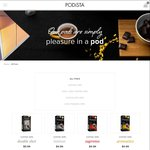 PODiSTA Coffee Pods 40% off Sitewide (Nespresso Compatible)