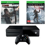 Xbox One 1TB Rise of The Tomb Raider Bundle $423.20 @ Target eBay