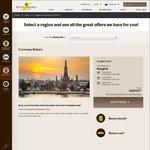 $599 Return to Bangkok from Melbourne with Royal Brunei @ Flyroyalbrunei.com