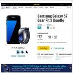 Samsung Galaxy S7 32GB/Gear Fit 2 Bundle - 7GB Data / Unlimited Talk & Text / 300 Intl Minutes - $70/Month @ Optus