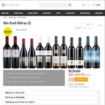 Cellarmasters: Mid Quality 24 Bottles for $150.40 ($130.40 with AmEx) Using Click & Collect