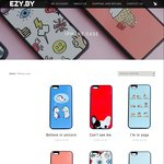 iPhone Case (for iPhone 7 / 7+ / 6s / 6s+ / 6+ / 6) - $19.99 Shipped (with Coupon) (Save $5) @ EZYBY.com.au