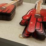 Free (Cardboard) Air Guitar @ Coles