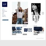 Gap 50% off Storewide, 40% off for Non-Member
