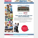 Costco - Crown Lager 24 Pk $39.97 Membership Required