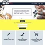 FREE Lifetime Membership for Shop & Ship [Save $20]