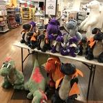 Large Nici Dragon Plush Toys $50 @ David Jones Westfield Sydney