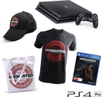 Win a Playstation 4 Pro Console & Uncharted Bundle Worth $668 from Target