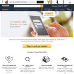 Free $5 USD Credit, Redeem Using Amazon App