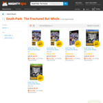 South Park: The Fractured But Whole - $72.99 Shipped (PS4, XB1, PC), Gold Edition $99.99 Shipped (PS4, XB1) @ Mighty Ape AU