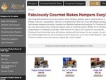 Fabulously Gourmet Christmas Sale! 5% off Hampers over $80 (Excluding Shipping)