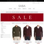 All Sale Knitwear $29 or Under @ SABA & Sportscraft