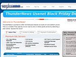 $5USD Per Month for Unlimited Usenet - Thundernews