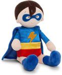 Kid's Plushies @ $5 Each - Super Hero Boy/Girl More, Skech-Stepz $20.30/Pair Multiple Toddler's Size @ David Jones Free C&C