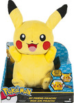 My Friend Pikachu Talking Plush Toy: Two for $36 + Del at EB Games or $25 Clearance at Kmart
