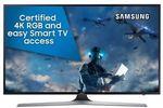 """Samsung 55"""" UA55MU6103W Series 6 UHD LED Smart TV - $831.40 Shipped @ VideoPro eBay"""