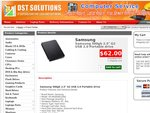"Samsung G2 500GB 2.5"" External HDD @ $62 Melbourne Pick up only"