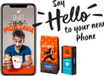 Win 1 of 2 iPhone X 64 GB Worth $1,579.00 Each [SA Residents - Purchase 2 Monjava Coffee Products from Romeo's or Drakes)