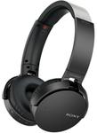 Sony MDRXB650BTB XB on-Ear Headphones Black $126.65 ($120.30 OW Pricebeat) @ Myer