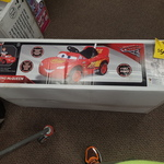 Cars Lightning McQueen 6V Ride on Toy $99 @ Target