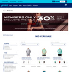 30% Off Mid Year Sale: 70L Bag $56, Shoes fr $70 & More Free Shipping @ Asics AU Members Only Online/In Stores via Code