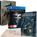[PS4, XB1] Dishonored 2 Limited Plus Edition $19 (Was $79.95) inc Steel Book, Definitive Edition Copy, Novel Free C&C @ EB Games