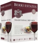 Berri Estates Traditional Dry Red 5L Cask (Red Wine) 2 Pack for $13.30 @ Coles Liquor