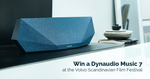 Win a Dynaudio Music 7 Wireless Music System Worth $1,599 from Palace Cinemas