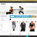 Free Express Shipping + 50% OFF a Second Item @ 2XU
