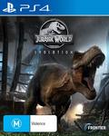 [PS4] Jurassic World Evolution $69 Delivered @ Amazon AU